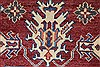 Kazak Red Hand Knotted 42 X 60  Area Rug 250-27325 Thumb 8