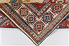 Kazak Red Hand Knotted 37 X 53  Area Rug 250-27327 Thumb 1