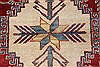 Kazak Red Hand Knotted 37 X 53  Area Rug 250-27327 Thumb 5