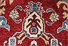 Kazak Red Hand Knotted 37 X 56  Area Rug 250-27328 Thumb 9