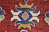 Kazak Red Hand Knotted 311 X 54  Area Rug 250-27331 Thumb 10