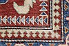 Kazak Red Hand Knotted 311 X 54  Area Rug 250-27331 Thumb 11