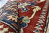 Kazak Red Hand Knotted 311 X 54  Area Rug 250-27331 Thumb 1