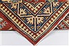 Kazak Red Hand Knotted 311 X 54  Area Rug 250-27331 Thumb 2