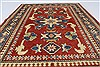 Kazak Red Hand Knotted 311 X 54  Area Rug 250-27331 Thumb 4