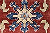 Kazak Red Hand Knotted 311 X 54  Area Rug 250-27331 Thumb 6