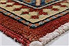 Kazak Red Hand Knotted 311 X 54  Area Rug 250-27331 Thumb 8