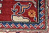 Kazak Red Hand Knotted 39 X 55  Area Rug 250-27333 Thumb 10
