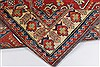 Kazak Red Hand Knotted 39 X 55  Area Rug 250-27333 Thumb 2