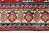 Kazak Red Hand Knotted 39 X 55  Area Rug 250-27333 Thumb 5