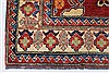 Kazak Red Hand Knotted 39 X 55  Area Rug 250-27333 Thumb 7