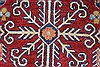 Kazak Red Hand Knotted 39 X 55  Area Rug 250-27333 Thumb 9