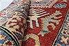 Kazak Red Hand Knotted 36 X 55  Area Rug 250-27339 Thumb 1