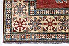 Kazak Red Hand Knotted 36 X 55  Area Rug 250-27339 Thumb 7