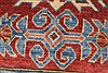 Kazak Red Hand Knotted 36 X 55  Area Rug 250-27339 Thumb 9