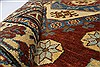 Kazak Red Hand Knotted 311 X 67  Area Rug 250-27343 Thumb 1