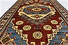 Kazak Red Hand Knotted 311 X 67  Area Rug 250-27343 Thumb 4