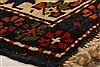 Kazak Red Runner Hand Knotted 44 X 89  Area Rug 253-27345 Thumb 3