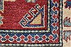 Kazak Red Hand Knotted 40 X 50  Area Rug 250-27349 Thumb 10