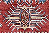 Kazak Red Hand Knotted 311 X 510  Area Rug 250-27350 Thumb 4