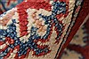 Kazak Red Hand Knotted 40 X 57  Area Rug 250-27351 Thumb 11