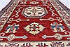 Kazak Red Hand Knotted 40 X 57  Area Rug 250-27351 Thumb 3