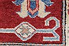 Kazak Red Hand Knotted 40 X 57  Area Rug 250-27351 Thumb 9