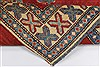Kazak Red Hand Knotted 37 X 59  Area Rug 250-27353 Thumb 1