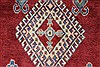 Kazak Red Hand Knotted 37 X 59  Area Rug 250-27353 Thumb 5