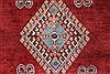 Kazak Red Hand Knotted 37 X 59  Area Rug 250-27353 Thumb 6