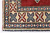 Kazak Red Hand Knotted 37 X 59  Area Rug 250-27353 Thumb 7