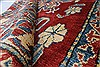 Kazak Red Hand Knotted 37 X 59  Area Rug 250-27355 Thumb 2