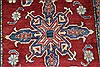 Kazak Red Hand Knotted 37 X 59  Area Rug 250-27355 Thumb 7