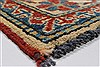 Kazak Red Hand Knotted 37 X 59  Area Rug 250-27355 Thumb 9