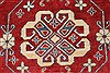 Kazak Red Hand Knotted 45 X 62  Area Rug 250-27356 Thumb 4
