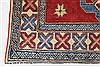 Kazak Red Hand Knotted 45 X 62  Area Rug 250-27356 Thumb 5