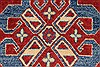 Kazak Red Hand Knotted 45 X 62  Area Rug 250-27356 Thumb 7