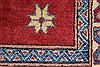 Kazak Red Hand Knotted 45 X 62  Area Rug 250-27356 Thumb 8