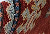 Kazak Red Hand Knotted 38 X 59  Area Rug 250-27357 Thumb 10