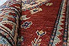 Kazak Red Hand Knotted 38 X 59  Area Rug 250-27357 Thumb 12