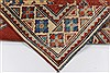 Kazak Red Hand Knotted 38 X 59  Area Rug 250-27357 Thumb 1