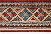 Kazak Red Hand Knotted 38 X 59  Area Rug 250-27357 Thumb 4