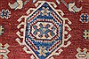 Kazak Red Hand Knotted 38 X 59  Area Rug 250-27357 Thumb 8