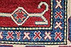 Kazak Red Hand Knotted 37 X 510  Area Rug 250-27360 Thumb 10