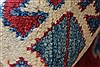 Kazak Red Hand Knotted 37 X 510  Area Rug 250-27360 Thumb 12