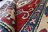 Kazak Red Hand Knotted 37 X 510  Area Rug 250-27360 Thumb 1
