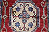 Kazak Red Hand Knotted 37 X 510  Area Rug 250-27360 Thumb 6