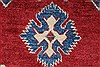 Kazak Red Hand Knotted 37 X 510  Area Rug 250-27360 Thumb 9