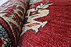 Kazak Red Hand Knotted 310 X 58  Area Rug 250-27362 Thumb 1