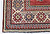 Kazak Red Hand Knotted 310 X 58  Area Rug 250-27362 Thumb 7